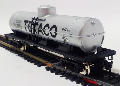 vagón cisterna texaco- escala h0 1/87 mehano slovenia