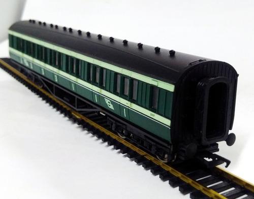 vagon de pasajeros - h0 1/87 bachmann