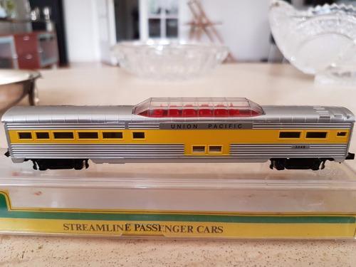 vagón de pasajeros model power escala n # 3051