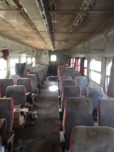vagon de pasajeros pullman