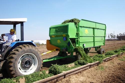 vagon forrajero fraga vf4510 maquinarias ibarrola acoplado