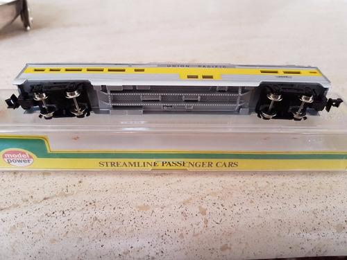 vagón model escala