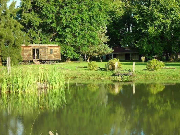 vagon vivienda de ferrocarril ideal casa fin de semana