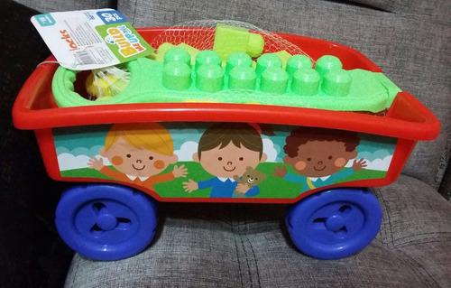 vagoncito wagon carrito para niños
