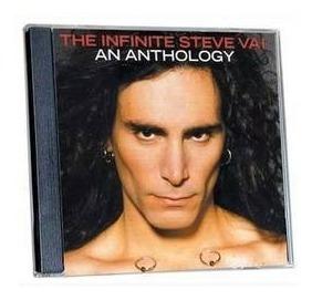 vai steve the infinite steve vai cd nuevo