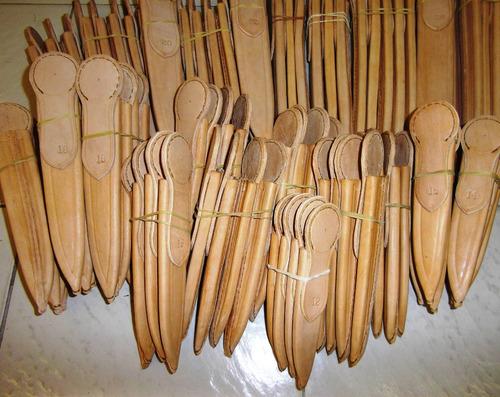vainas para cuchillos en suela - cuchillos y cía.