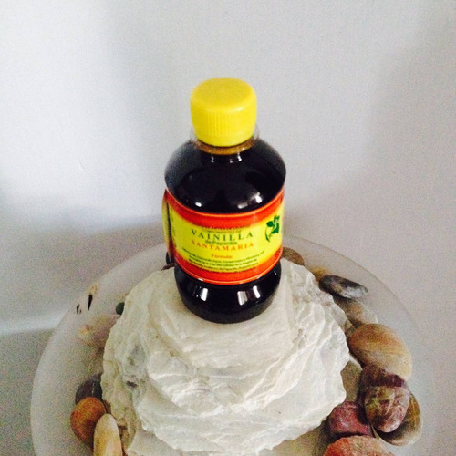 vainilla artesanal 100% orgánica 250 ml. veracruz.