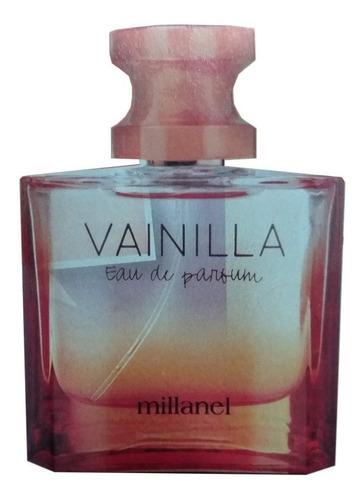 vainilla - eau de parfum millanel - presentación por 50 ml