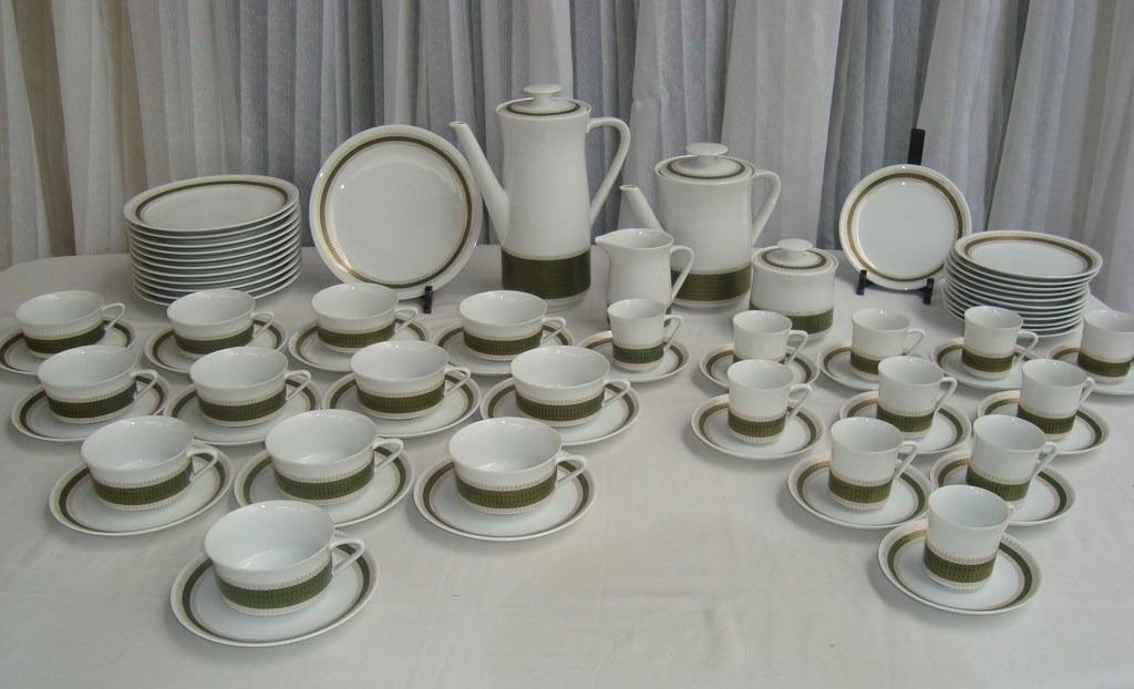 Vajilla alemana thomas juego platos porcelana envios for Vajilla porcelana