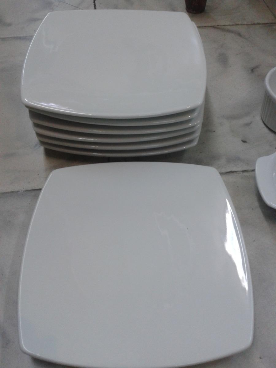 Vajilla corona de 7 platos 1 salsera y 1 caracolera for Platos vajilla