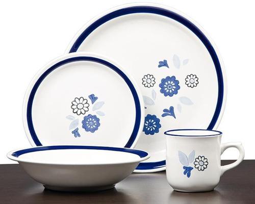 vajilla de cerámica para 4 personas