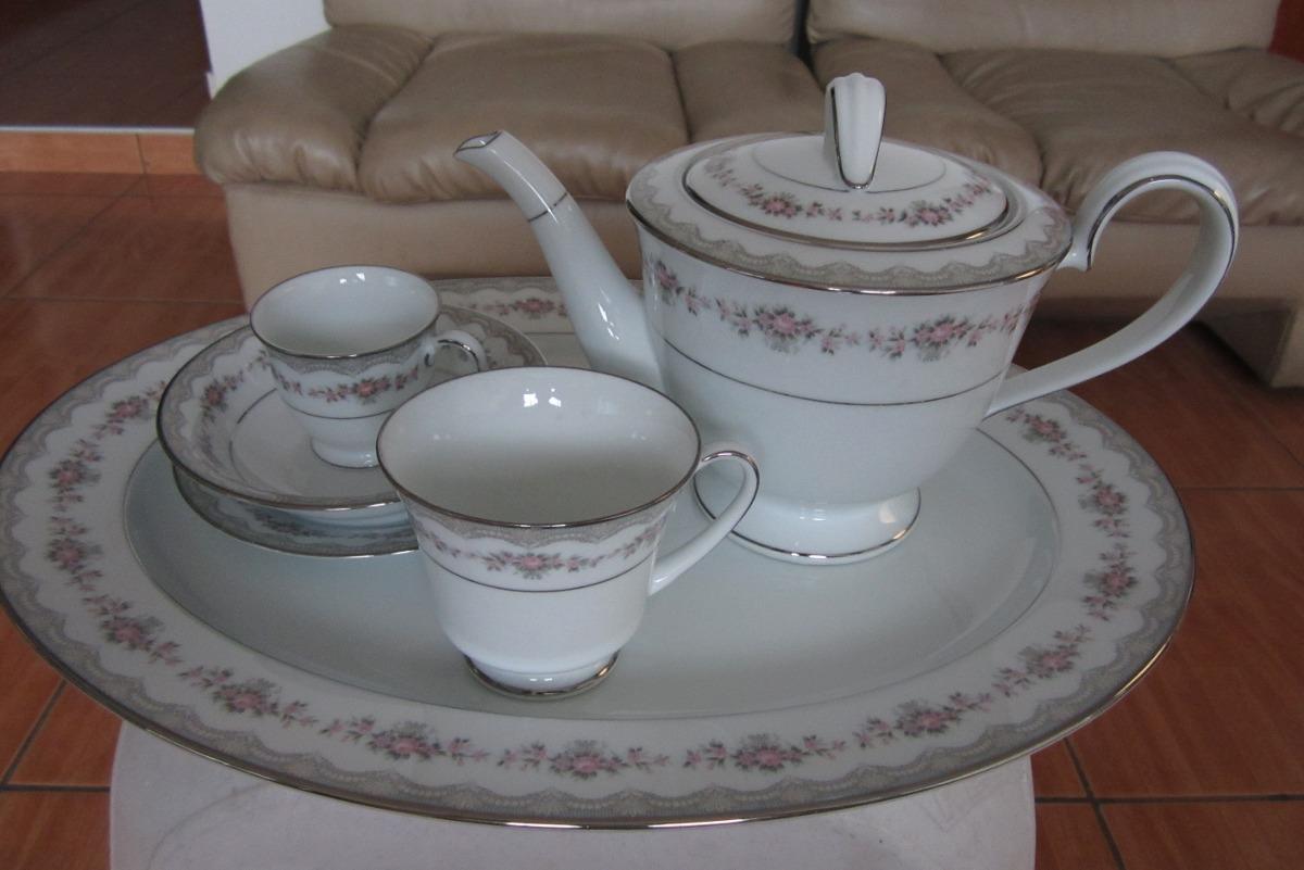 Vajilla de porcelana japonesa noritake u s en for Vajilla porcelana