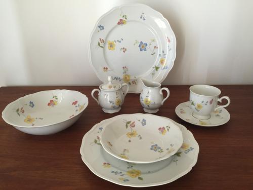 Vajilla japonesa de porcelana vintage 4 en for Vajilla porcelana
