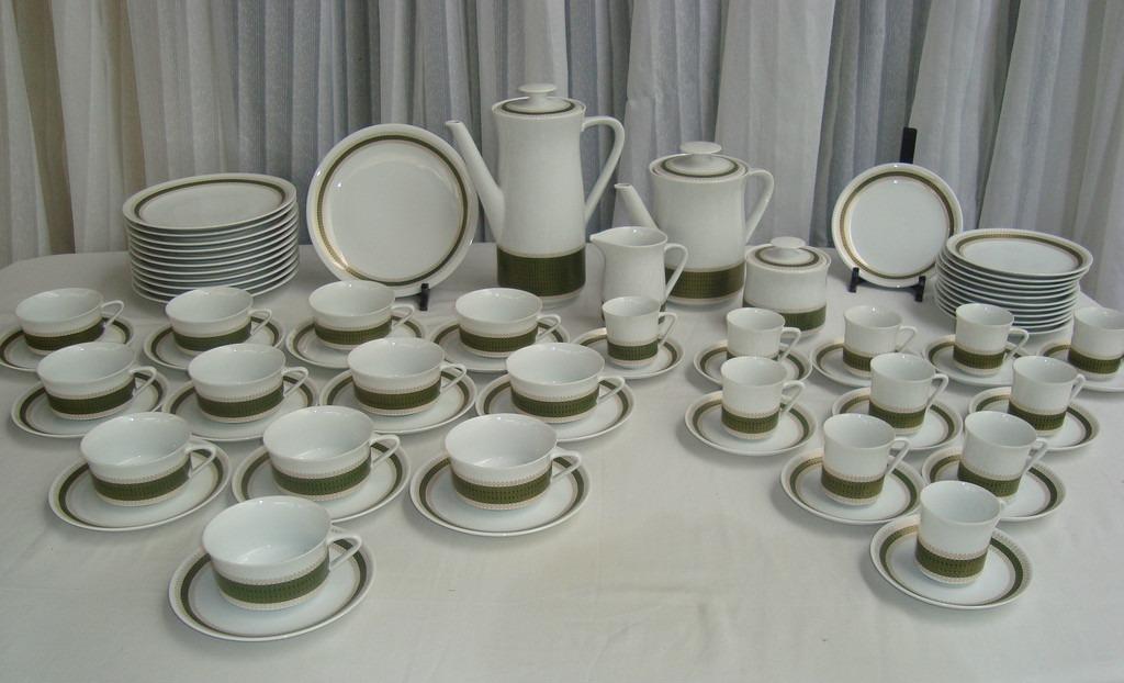 Vajilla alemana thomas juego platos porcelana envios for Vajilla de platos