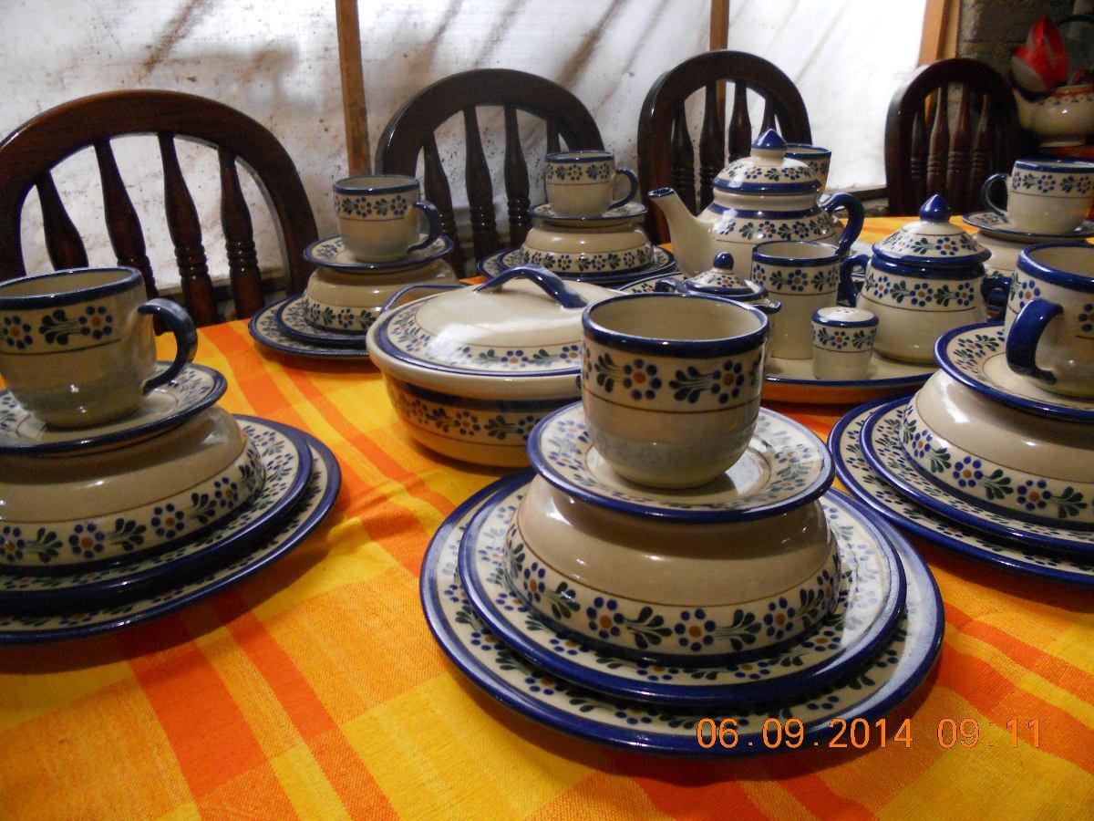 Vajillas de cer mica artesanales alta Gea ceramica artesanal
