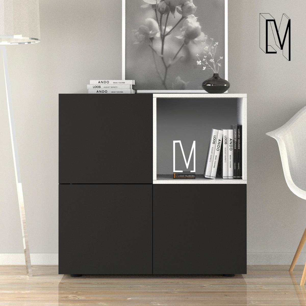 Vajillero Moderno Organizador Mueble Living Comedor - $ 5.130,00 en ...