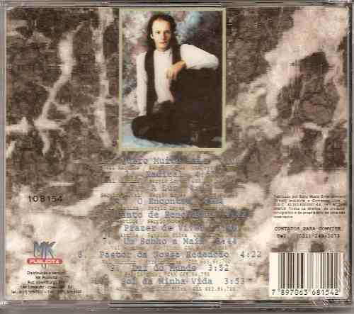 val martins - o encontro - raridade - cd - mk publicitá