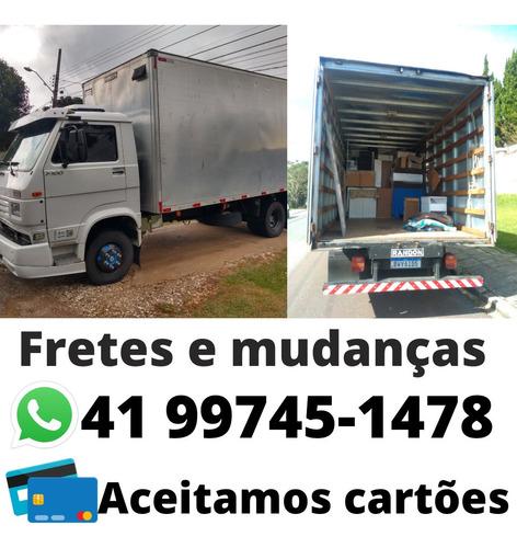 valdir transportes, fretes e mudanças para todo o brasil