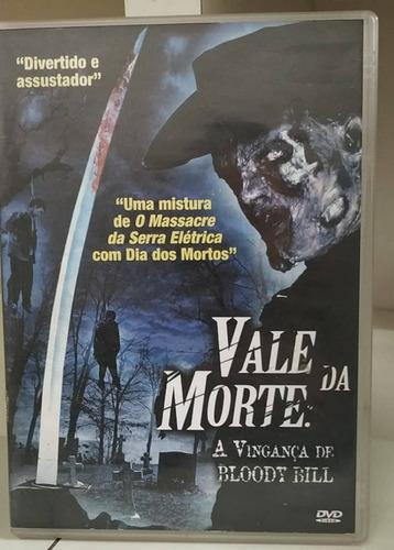 vale da morte -a vingança de bloody bill -dvd