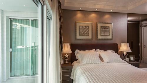 vale dos reis residence - decorado - balneário camboriú sc