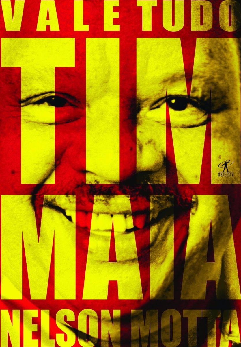 Resultado de imagem para O som e a fúria de Tim Maia capa