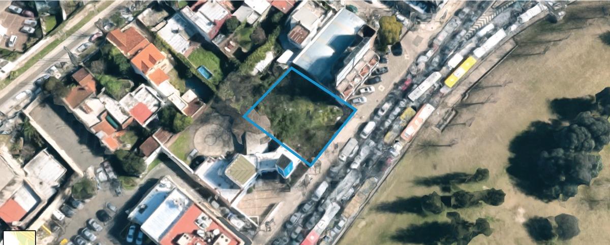 valentín vergara 72-80, san isidro - terreno en venta