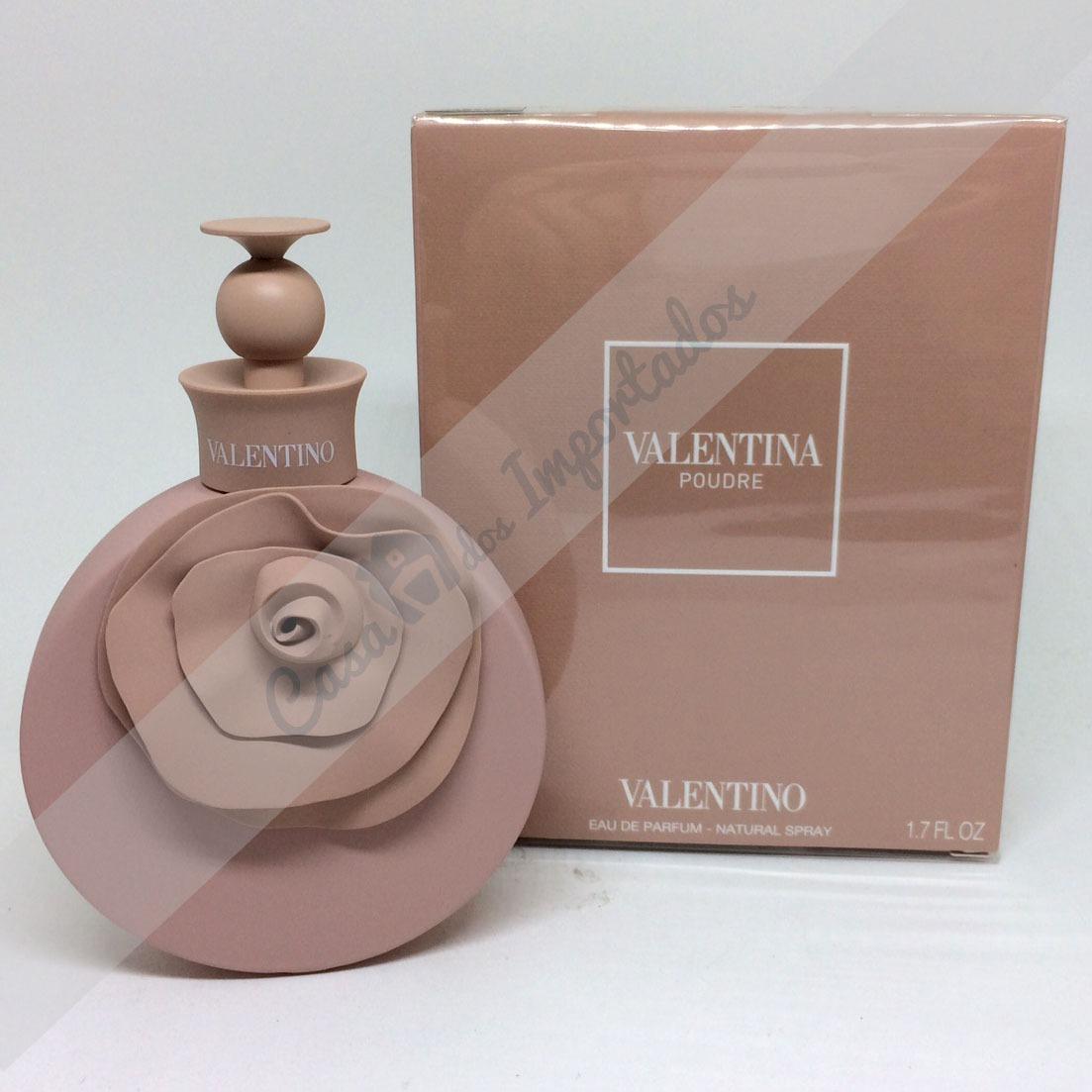 Valentina Eau 50ml De Parfum Poudre Feminino100Original 80Nnmvw
