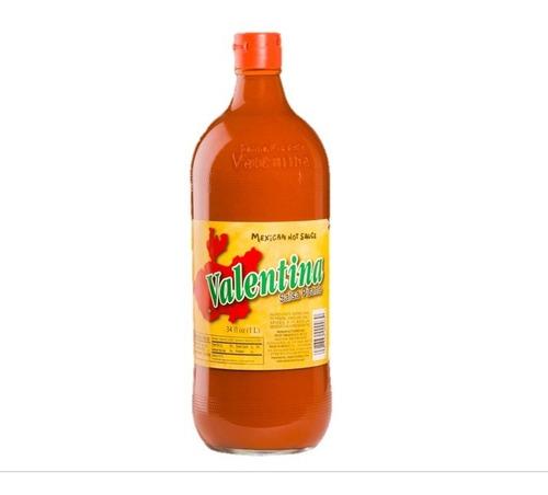 valentina salsa picante mexicana - 34 oz. 1 l