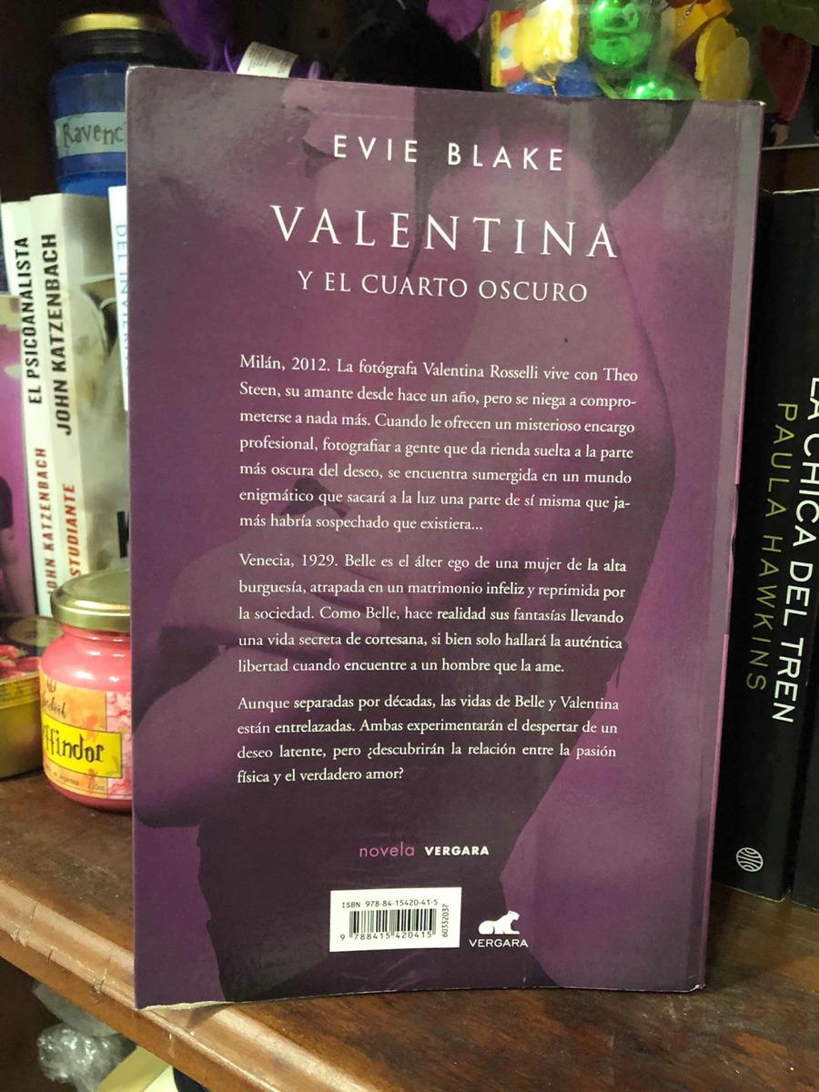 Valentina Y El Cuarto Oscuro - $ 150,00 en Mercado Libre