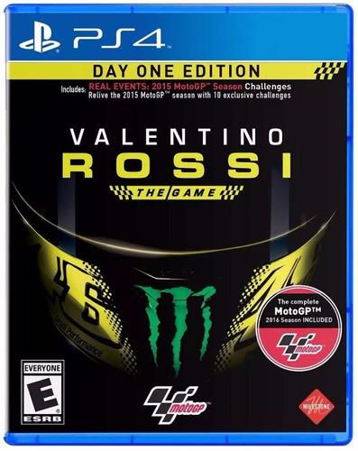 valentino rossi the game físico ps4 día 1 en palermo