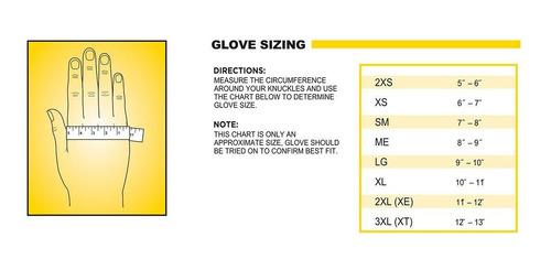 valeo trabajo industrial guantes pro cuero sintético de tra