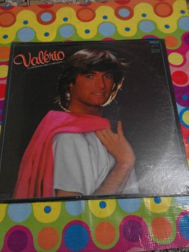 valerio lp canciones del corazón 1982. sellado!