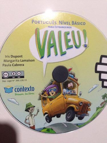 valeu contexto c/cd portugues nivel básicobasico para estran