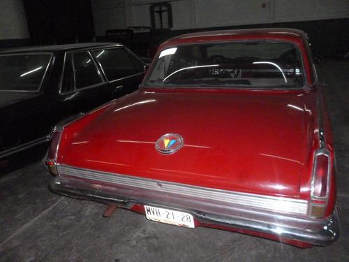 valiant 1964 2 puertas automàtico de botones