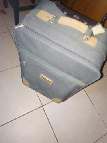 valija atlantic con 2 ruedas
