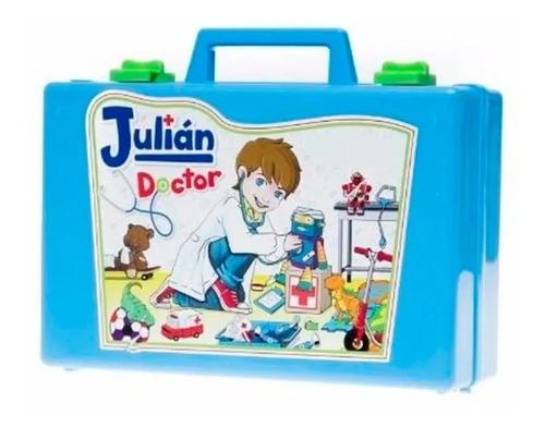 valija chica doctor julian medico en creciendo