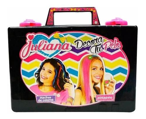 valija chica juliana decora tu pelo nueva original
