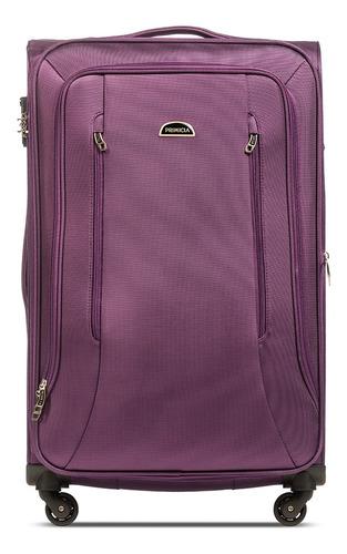 valija con candado tsa expandible primicia haifa grande