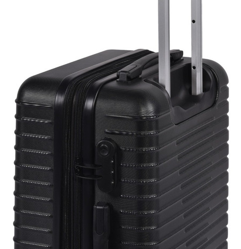 valija de mano carry on rígida abs 20 4 ruedas 360º tedge
