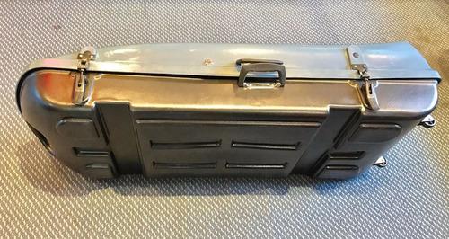 valija de techo portaequipajes baul 200 lts