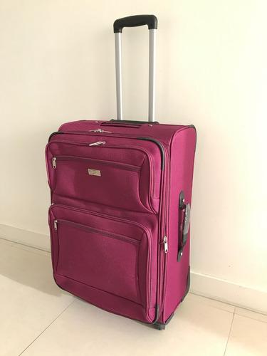 valija  de viaje semi rígida