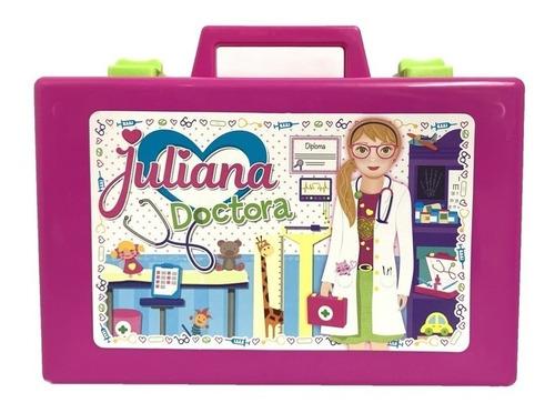 valija grande juliana doctora accesorios luz y sonido d013
