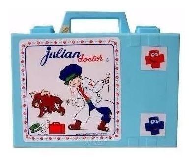 valija julian doctor - vavi toys