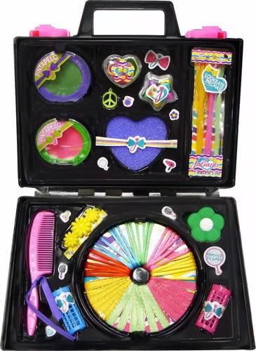 valija juliana decora tu pelo - vavi toys
