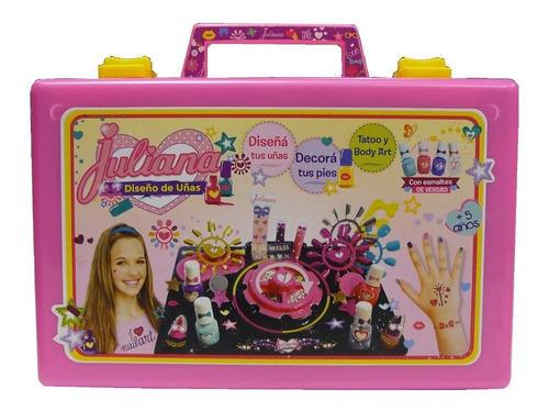 valija juliana diseño uñas con esmaltes jyjjul012 babymovil