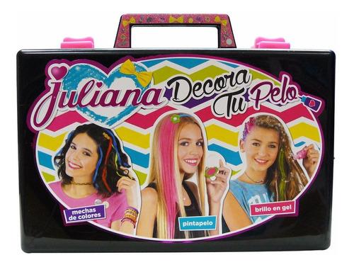 valija juliana grande decora tu pelo jyjjul019 original tv