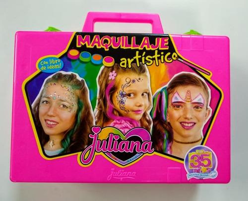 valija juliana maquillaje artistico chica  babymovil ma203