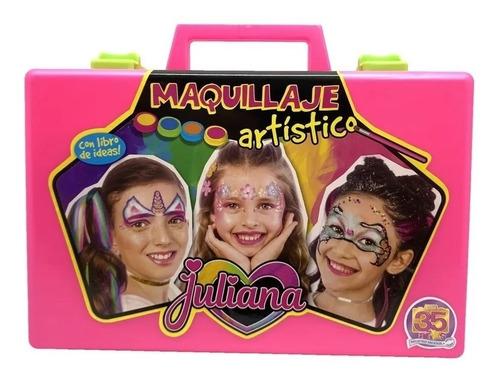 valija juliana maquillaje artistico chica ma203 original
