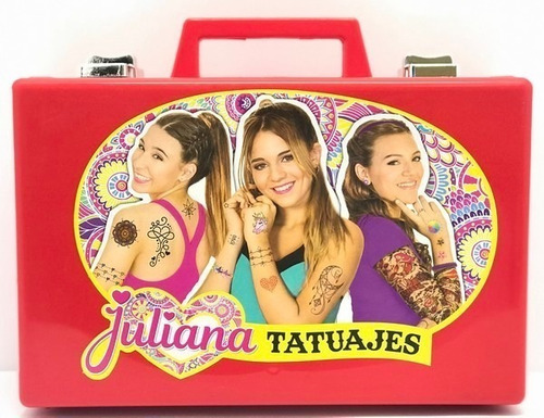 valija juliana tatuajes tattoo original tv