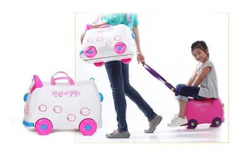 valija pata pata guarda juguetes didáctica ideal viajes